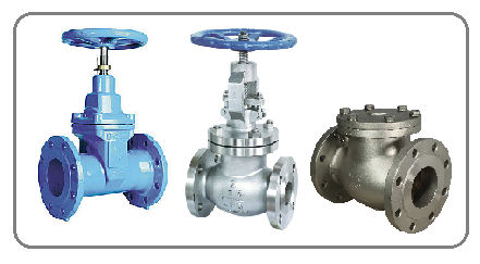 gate valves suppliers in uae